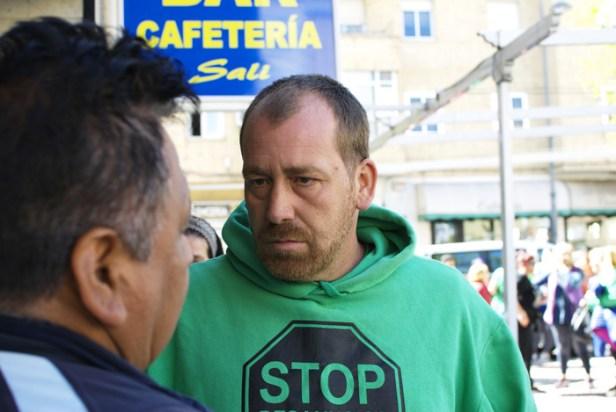 Ricardo Rosado tiene causas pendientes por parar desahucios