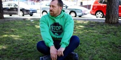 Ricardo Rosado y su familia viven en la pobreza