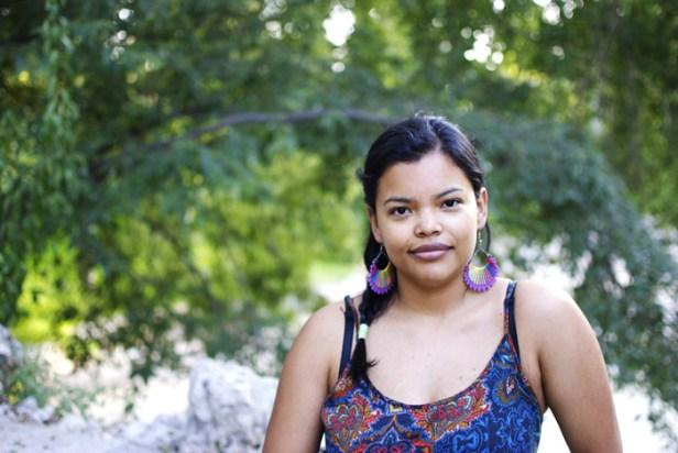 Karen Patricia Rodríguez habla del duelo migratorio