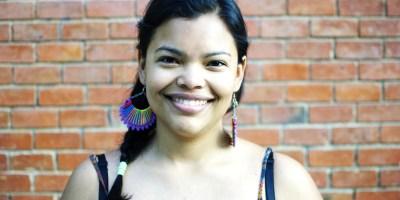 Karen Patricia Rodríguez es una mujer migrante de Honduras