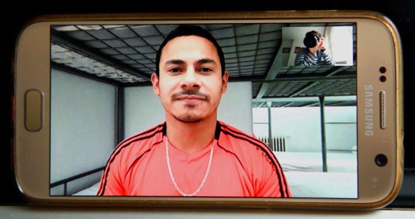 Luis Alberto Bocoul Mendoza pidió asilo y después se contagió con coronavirus