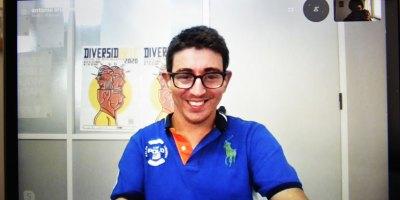 Así es la vida de Ismael Montoya Puga, una persona con discapacidad intelectual y física