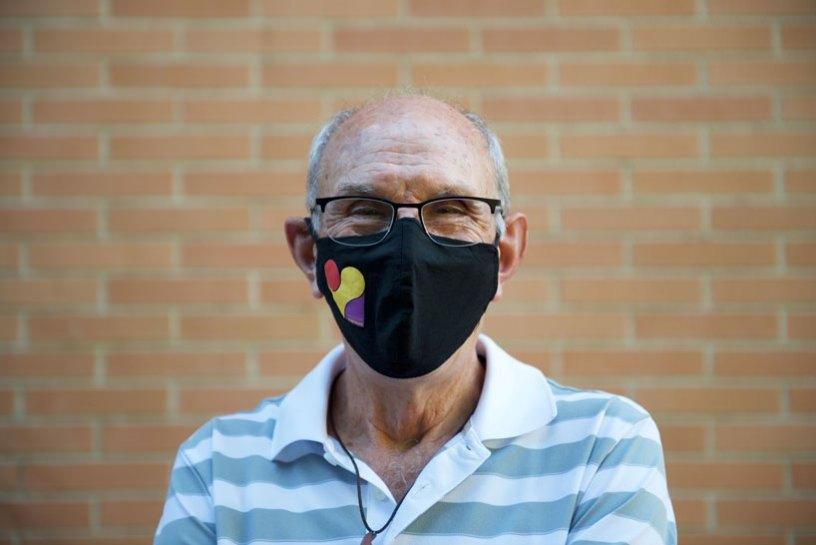 José Manuel Moreira, vida de una persona mayor