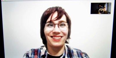 Ángeles Blanco es un amalgama de diversidades que trabaja y vive por el reconocimiento de las personas con discapacidad