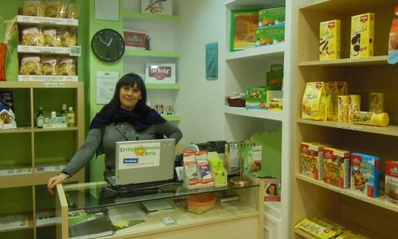 Abrir una tienda de celíacos - Productos alimenticios sin gluten