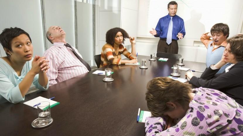 Nueve errores que convierten las reuniones en improductivas