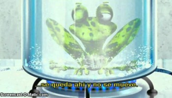 El síndrome de la rana hervida