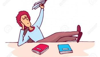 ¿Logras mantener la concentración en tu trabajo, o tu mente vuela más que las moscas?