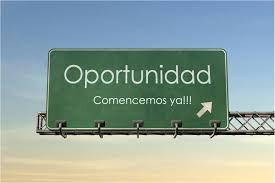 Crea tu propia oportunidad