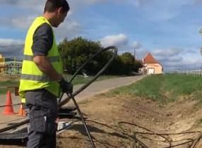Déploiement Fibre optique Très haut débit