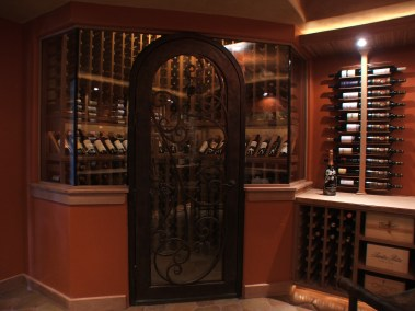 Custom Large Cellar