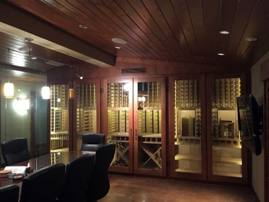 Large wine cabinets