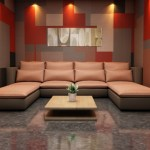 peach-colour-sectional-sofa
