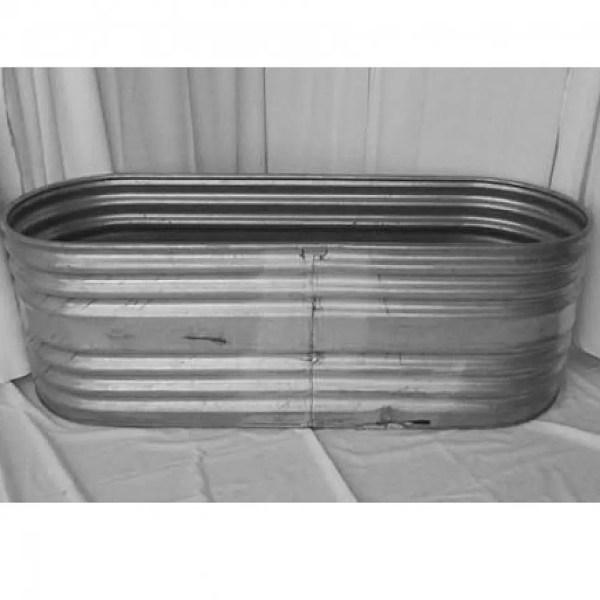 Extra Large Galvanized Tubs