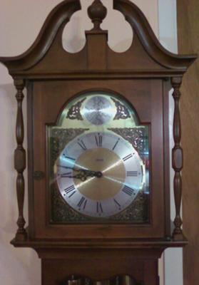 grandfather clock gears