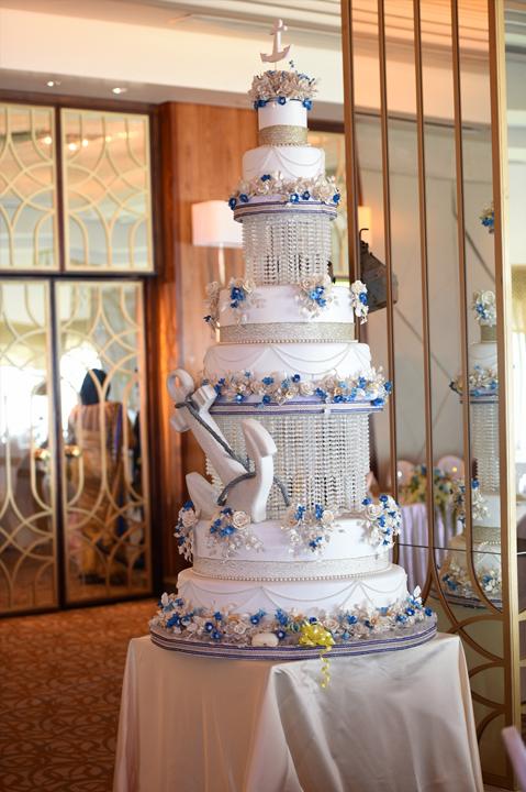 Cake Structures  Grand Flora PvtLtd