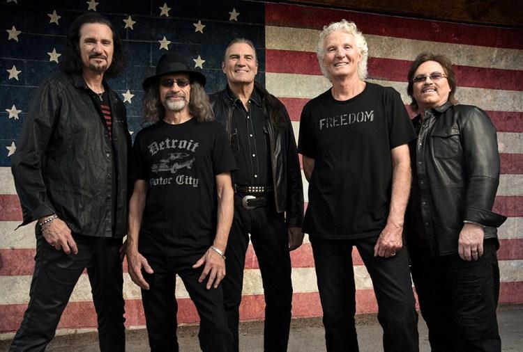 Grand Funk Railroad band members