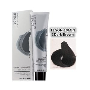 ELGON 10 MIN 3 DARK BROWN (Italy)