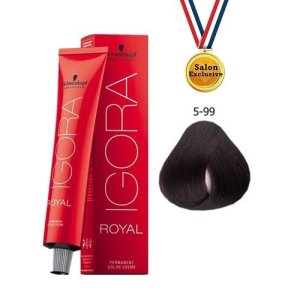 SCHWARZKOPF IGORA ROYAL COLOR CREAM 60ml - 5.99