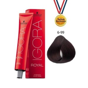 SCHWARZKOPF IGORA ROYAL COLOR CREAM 60ml - 6-99