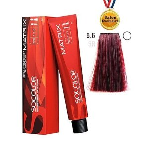 MATRIX SOCOLOR 5R(5.6) 90ml