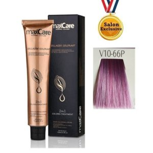 MAXCARE COLLAGEN 2in1 COLOR 100ml - V10-66P