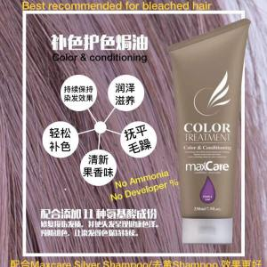 Maxcare Color Treatment MATT GREEN 250ml (6-20)