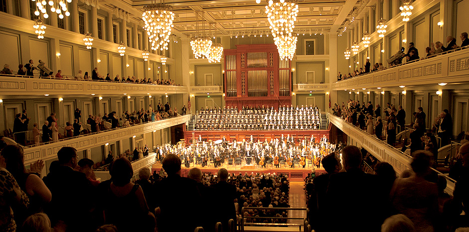 Magnificent Ensemble The Story Of The Schermerhorn