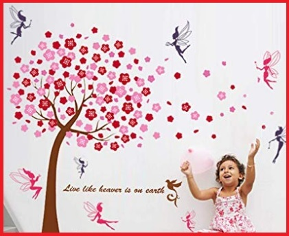 adesivi murali per cameretta thun. Adesivi Camerette Bimba Alberi Grandi Sconti Adesivi Murali Originali Decorazioni Per Pareti