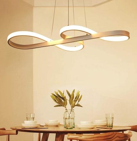 Tanti modelli a led per il soggiorno ma anche a sospensione per un salotto nuovo. Lampadario Moderno E Sospeso Led 60w Grandi Sconti Lampadari Moderni Economici Per Cucina Salotto