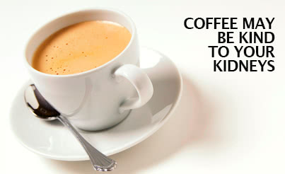 News | Coffee May Be Kind to Your Kidneys
