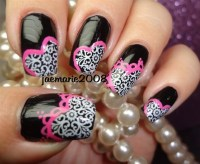 Valentine's Day Nail Art Designs Super Hot Ideas, Tips and ...