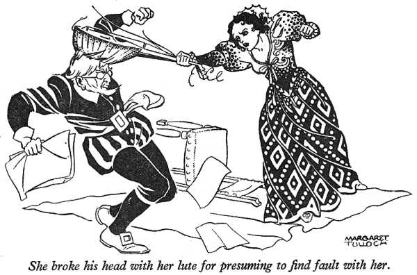 Grandma's Graphics: Shakespeare