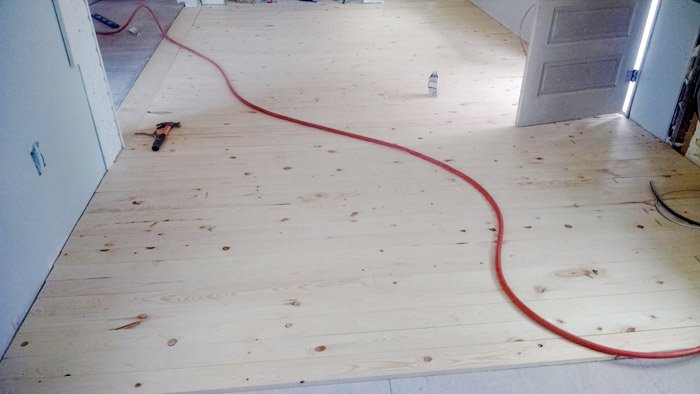How To Make Wood Flooring From Plywood
