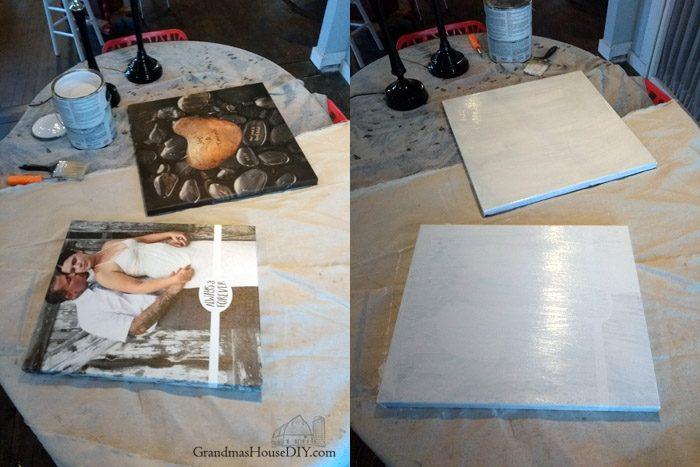 custom canvas prints with