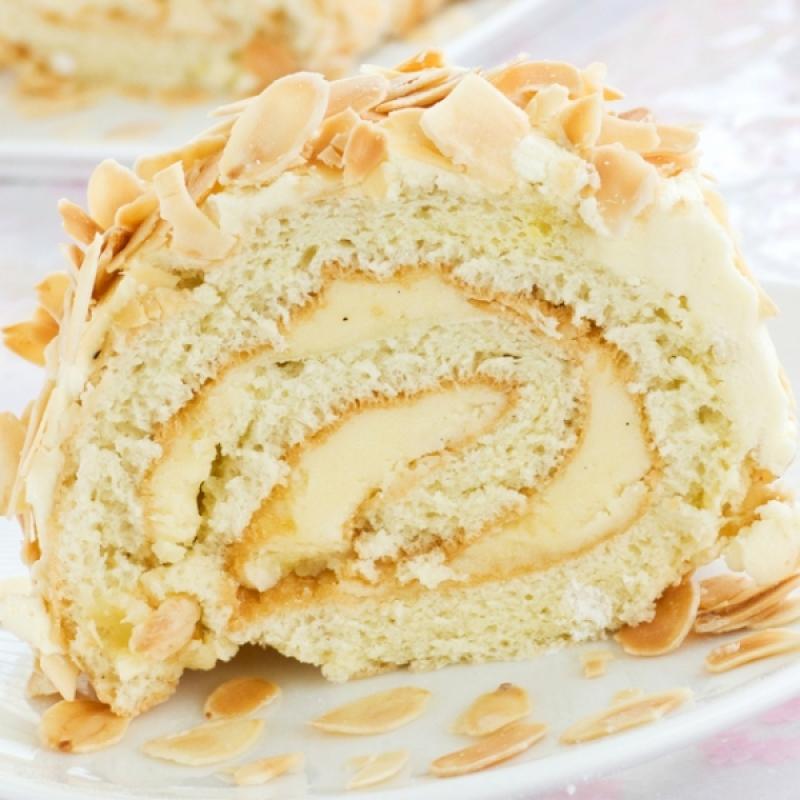 Log Cake Pan Form