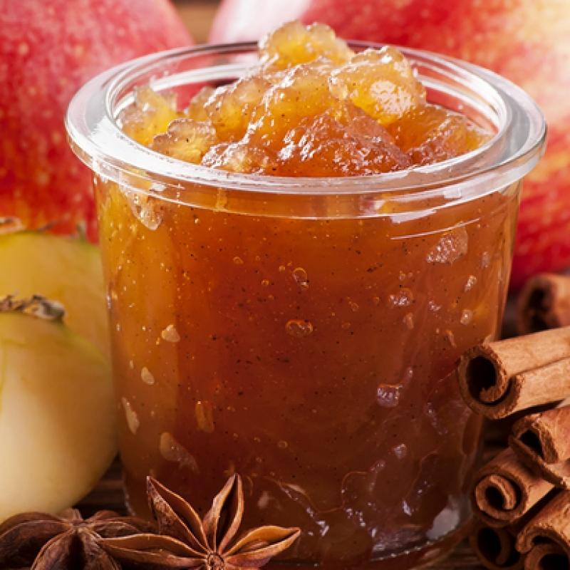 Apple Cinnamon Jam Recipe