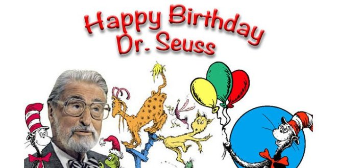 Dr. Seuss Day 2015