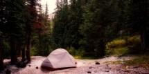 winter park dispersed camping