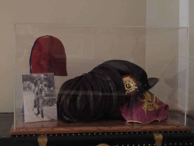 Hat Display Case