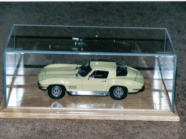 diecast model display case car
