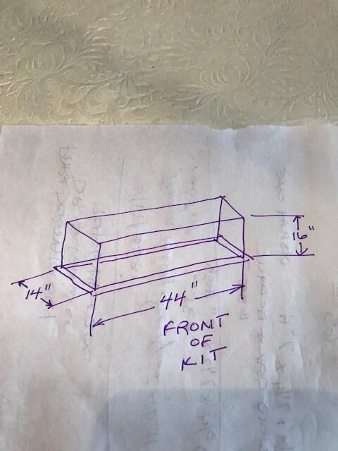 Custom Display Case Kit