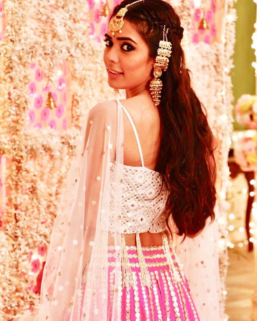 actress sana sayyad in divya drishti