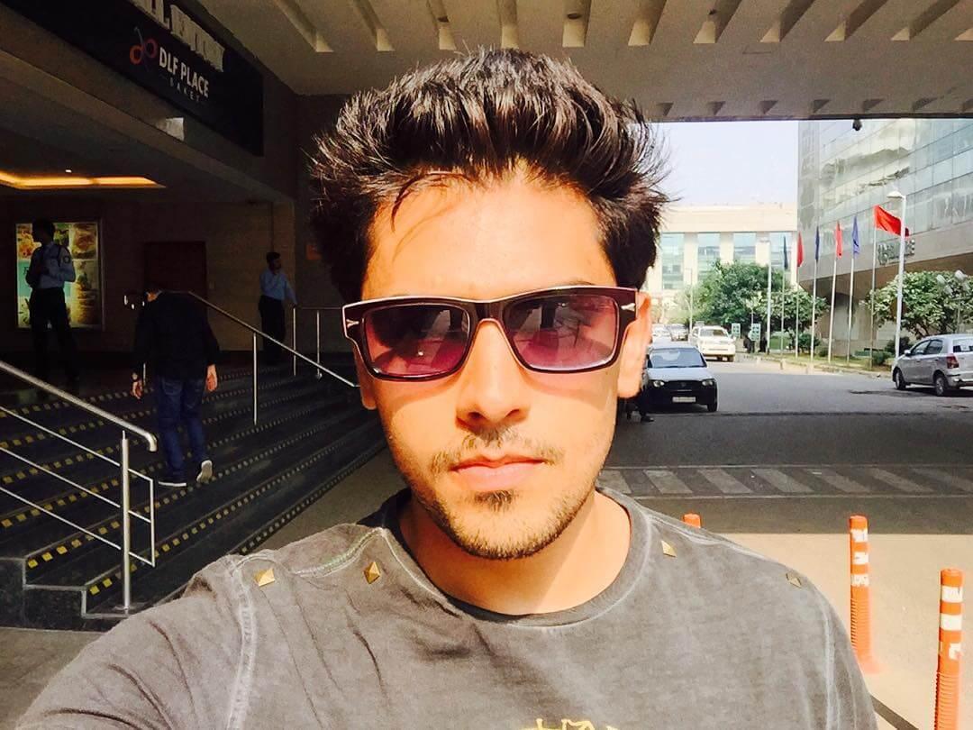 kartik purnima actor Harsh Nagar