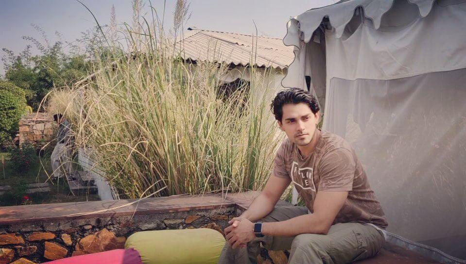 actor Harsh Nagar serials