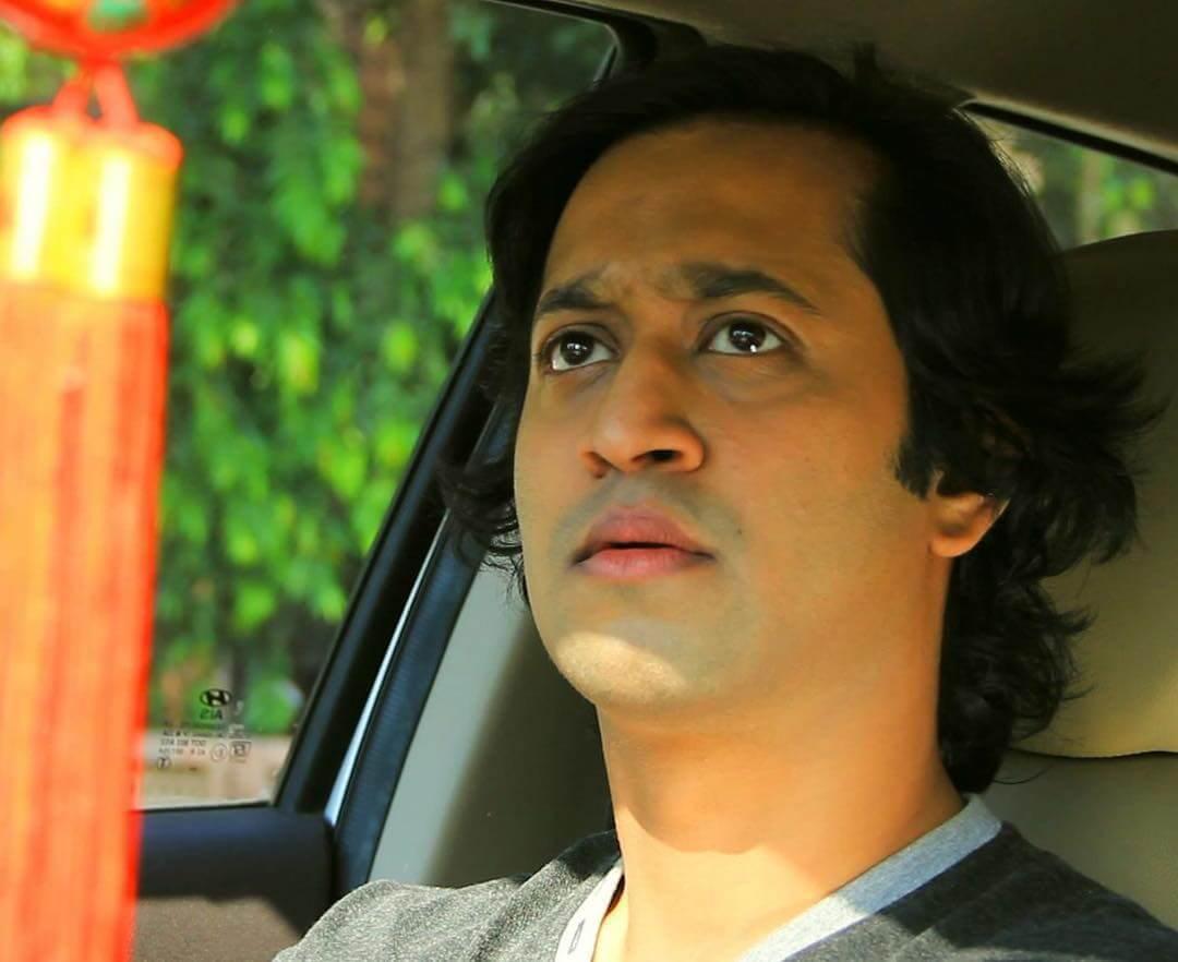 Aakash Dabhade actor