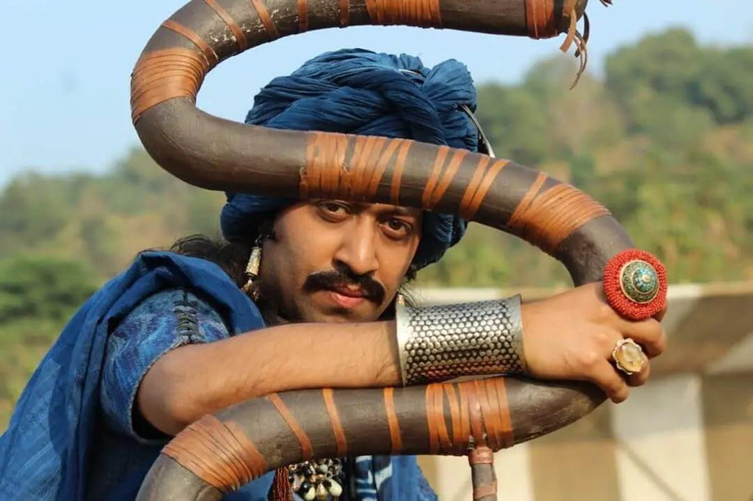 Aakash Dabhade in maharaj ki jai ho