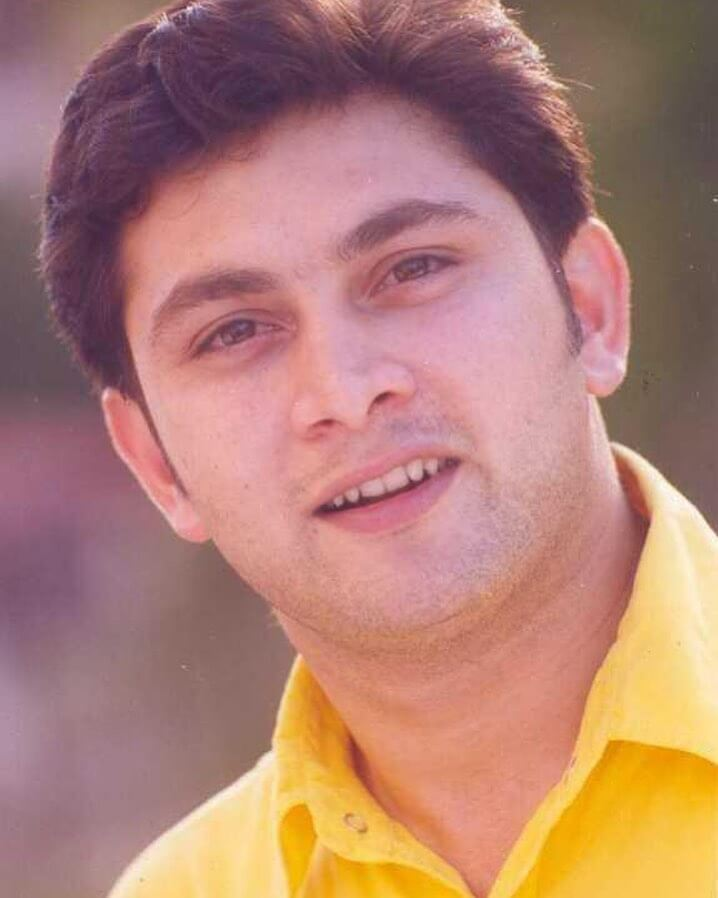 Rajesh Kumar actor height