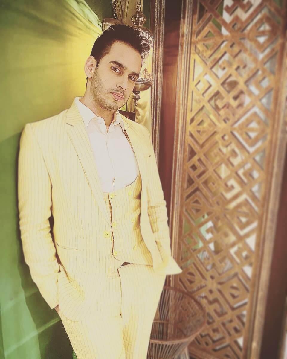 waseem mushtaq actor wife