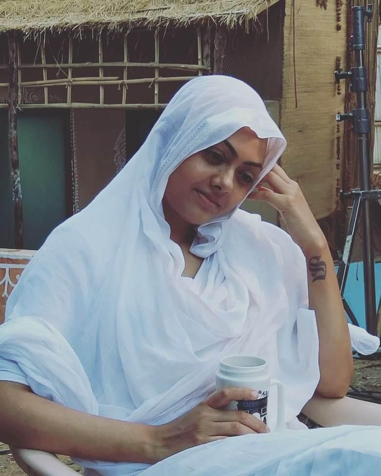 arina dey in barrister babu